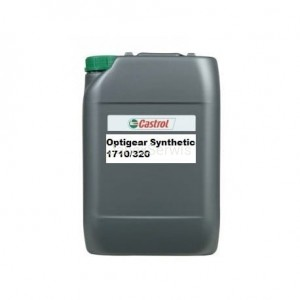 Castrol Optigear Synthetic 1710/320 (Tribol 1710/320), 20 litrów