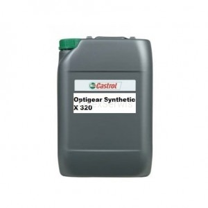 Castrol Optigear Synthetic X 320, 20 litrów