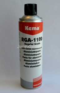 Kema RGA 1100 spray 500ml